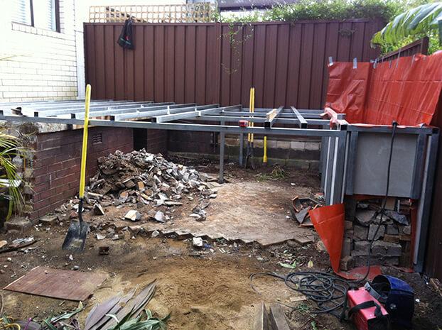 paving works sydney