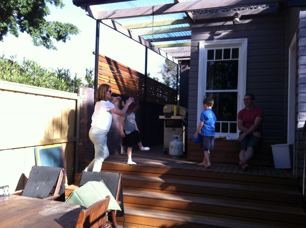After Deck, Screen and Pergola Renovation in Leichhardt