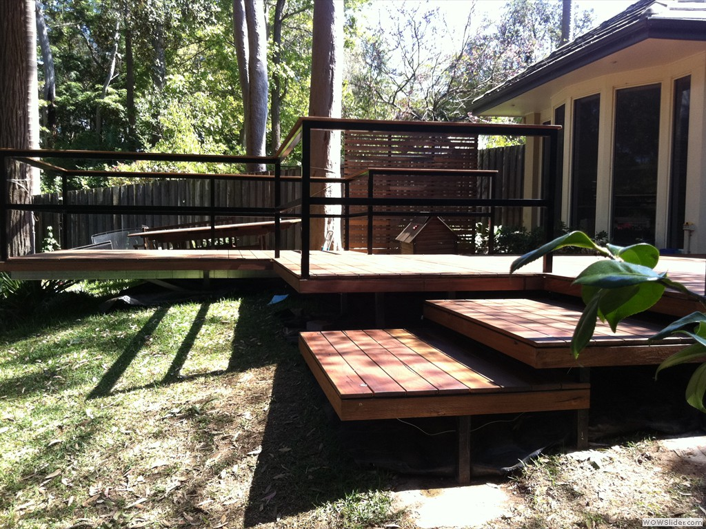 timber decking sydney inner west allspace paving and decks. Black Bedroom Furniture Sets. Home Design Ideas